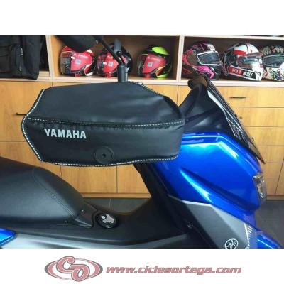 Par de cubremanos Original Yamaha B74-F85F0-00-00 Yamaha X MAX 400 2017-