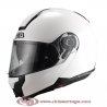 Casco NZI modular COMBI DUO WHITE brillo talla M