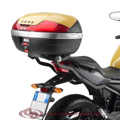 Kit Anclajes para BAUL sistema monokey YAMAHA XJ6 F DIVERSION 2009-