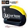 Candado antirrobo con alarma 120 dba Urban UR10 Litio de Artago
