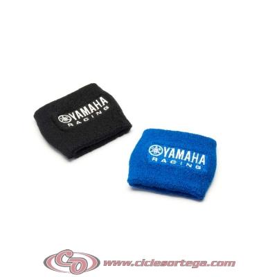 Protector del depósito del freno - Juego de 2 original YAMAHA N20-JT001-B4-00 - black/blue