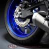Adhesivo para llantas YAMAHA XSR 700 reflectante para una rueda