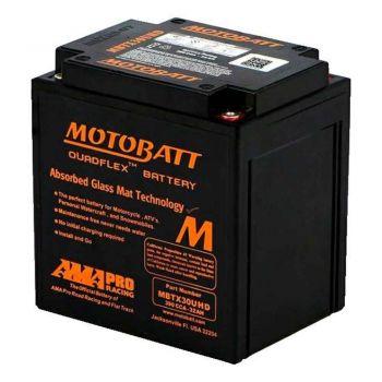 Bateria de Gel MBTX30UHD equivalente a 12N24-3 de Motobatt
