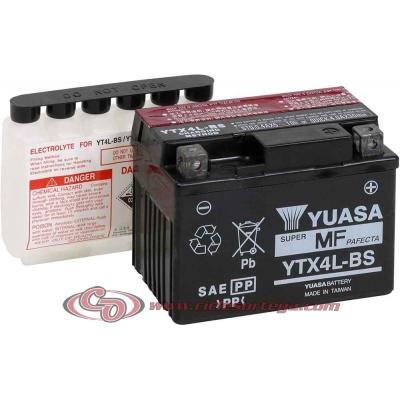 Bateria YUASA YTX4L-BS ENVIO 24 HORAS
