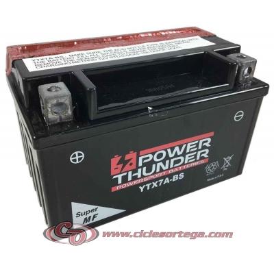 Bateria POWER THUNDER YTX7A-BS