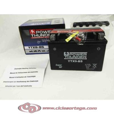 Bateria POWER THUNDER YTX9-BS