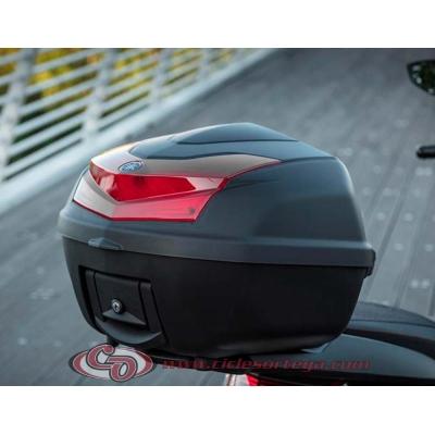 Kit baul con parrilla City 39l Original Yamaha para YAMAHA N-MAX 125 2015-