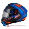 Casco Integral para Moto NZI TRENDY OVERTAKING BLUE SKY BLUE MATT