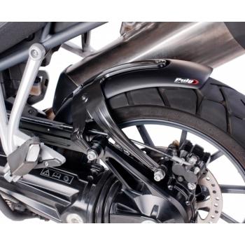 Guardabarros trasero 8595J negro para TRIUMPH TIGER XRX 2016-2017