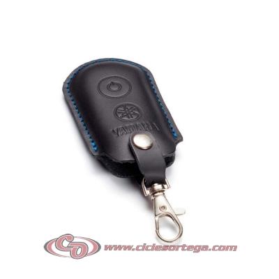 Funda de Smart Key 90798-LSKC5-00 original YAMAHA negro