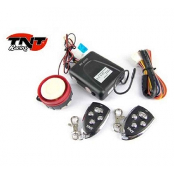 Alarma con mando a distancia para moto Universal 187146 de TNT ENVIO 24 HORAS