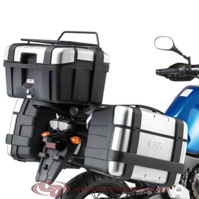 Kit Anclajes para BAUL sistema monolock YAMAHA BT1100 BULDOG 2002-