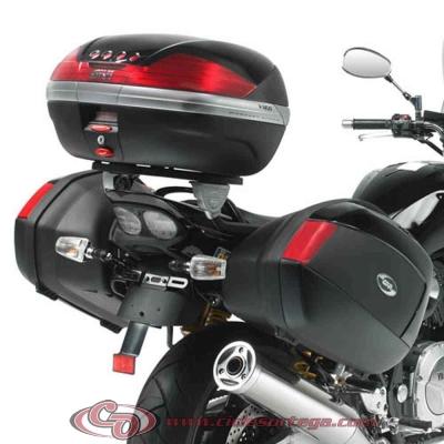 Kit Anclajes para BAUL sistema monokey YAMAHA XJR 1300 2007-