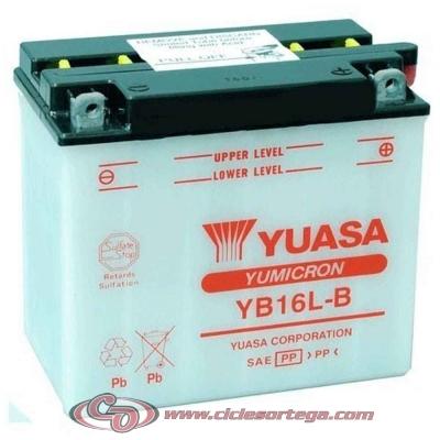 Bateria YUASA YB16L-B