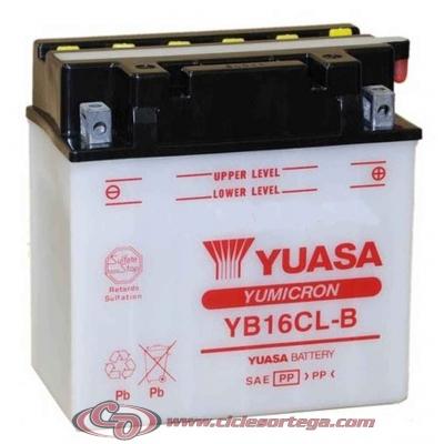 Bateria YUASA YB16CL-B