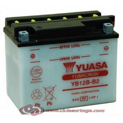 Bateria YUASA YB12B-B2