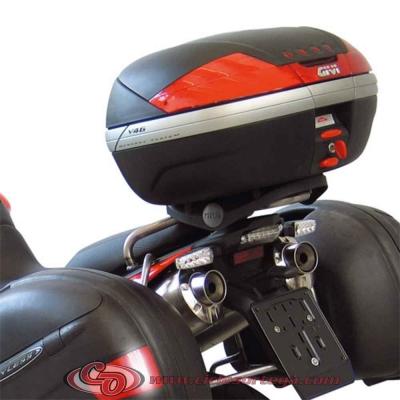 Kit Anclajes para BAUL sistema monolock APRILIA PEGASO 650 STRADA 2005-