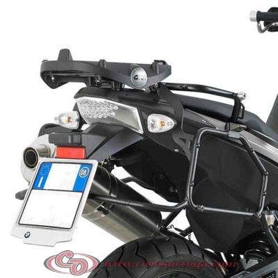 Kit Anclajes para BAUL sistema monolock BMW F 650 GS 2008-