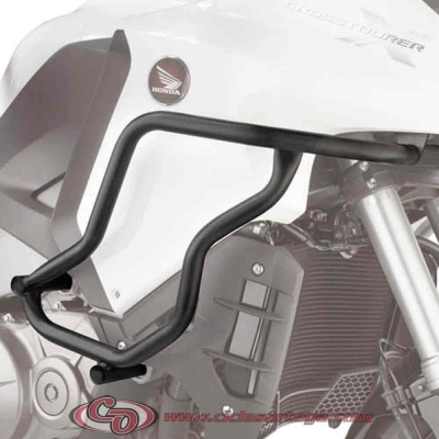 Defensas salvapiernas TN1110 de Givi para HONDA CROSSTOURER 2012-