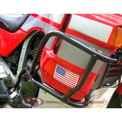 Defensas salvapiernas TN363 de Givi para HONDA XL600V TRANSALP 89-93
