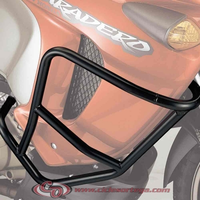 Defensas salvapiernas TN365 de Givi para HONDA XL600V TRANSALP 89-93