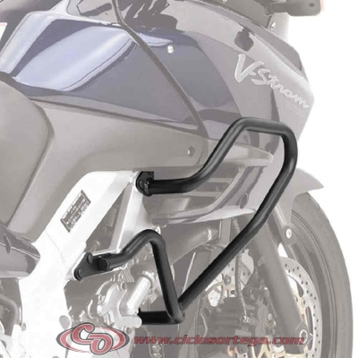 Defensas salvapiernas TN528 de Givi para SUZUKI DL V-STROM 1000 2004-