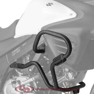 Defensas salvapiernas TN532 de Givi para SUZUKI DL V-STROM 650 04-11