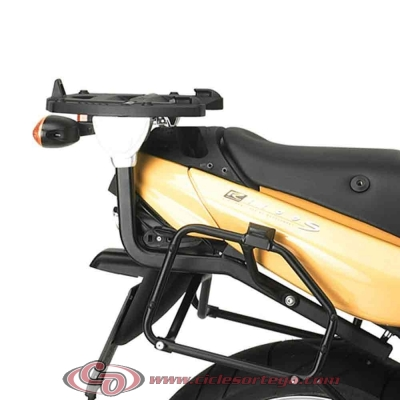 Kit Anclajes para BAUL sistema monokey BMW R 1100 S 1998-