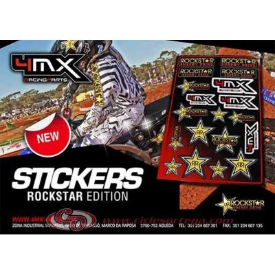 Kit Adhesivos RockStar