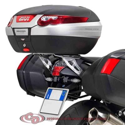 Kit Anclajes para BAUL sistema monokey BMW K 1200 R 05-08