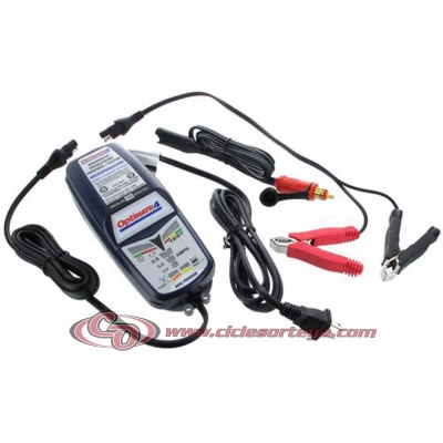 Cargador baterias OPTIMATE 4 DUAL PROGRAM CAN BUS EDITION ENVIO 24 HORAS