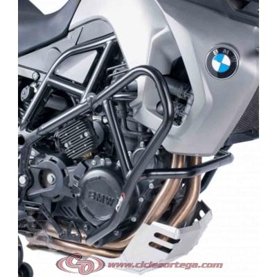 Defensas salvapiernas 5983N de Puig para BMW F 650 GS 2008-