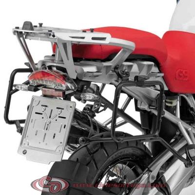 Kit Anclajes para BAUL sistema monokey BMW K 1300 R 2009-