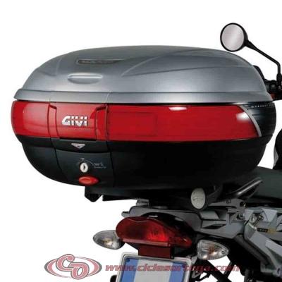 Kit Anclajes Givi SR689 para BAUL sistema monokey BMW R 1200 GS 04-12