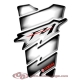 Protector adhesivo depósito Yamaha logo FZ1