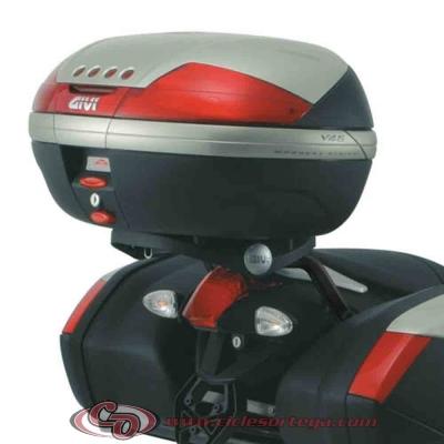 Kit Anclajes para BAUL sistema monokey BMW R 1200 R 06-10