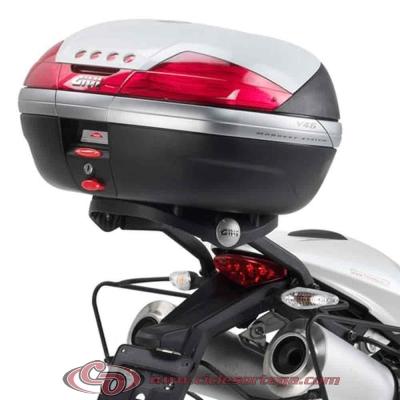 Kit Anclajes para BAUL sistema monolock DUCATI MONSTER 1100 2009-