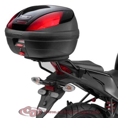 Kit Anclajes para BAUL sistema monolock HONDA CBR250R 2011-