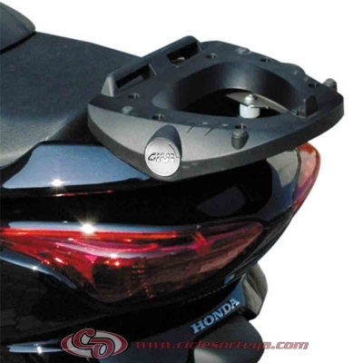 Kit Anclajes para BAUL sistema monolock HONDA FORZA 250 05-07