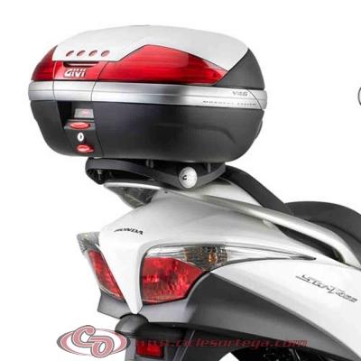 Kit Anclajes para BAUL sistema monolock HONDA CBR600F 2011-