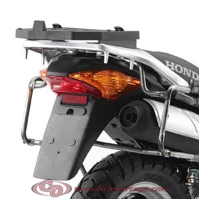Kit Anclajes para BAUL sistema monokey HONDA XL650V TRANSALP 00-07