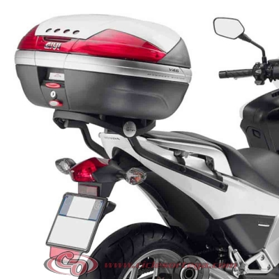 Kit Anclajes para BAUL sistema monolock HONDA INTEGRA 700 2012-