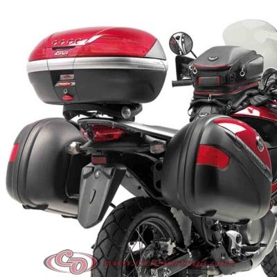 Kit Anclajes para BAUL sistema monokey HONDA XL700V TRANSALP 2008-