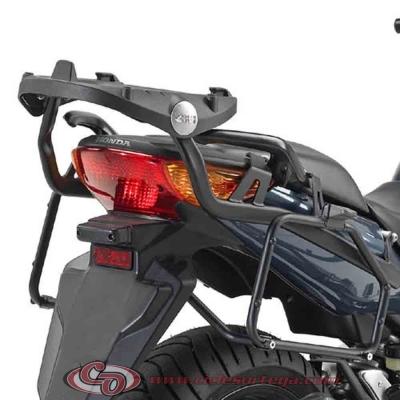 Kit Anclajes para BAUL sistema monokey HONDA CBF500 2003-