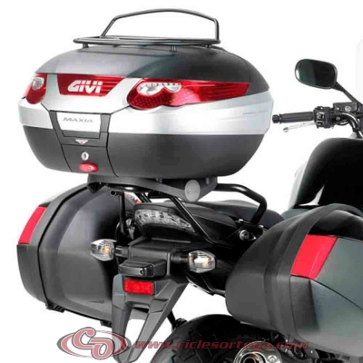 Kit Anclajes para BAUL sistema monolock HONDA CBF1000 2010-