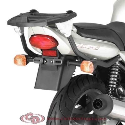 Kit Anclajes para BAUL sistema monolock KAWASAKI ER-5 98-07