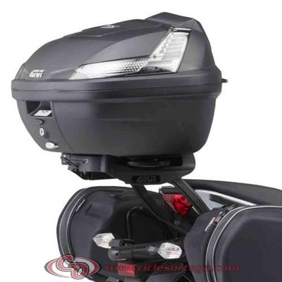Kit Anclajes para BAUL sistema monokey KAWASAKI ER-6N 2012-
