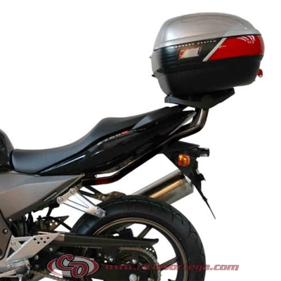 Kit Anclajes para BAUL sistema monolock KAWASAKI Z750 S 05-06