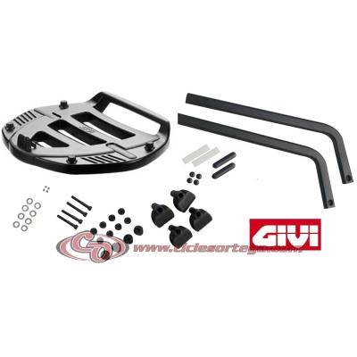 Kit Anclajes para BAUL sistema monolock SUZUKI GSF 600N BANDIT 95-99