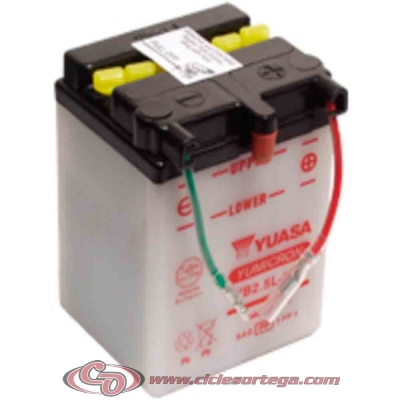 Bateria YUASA YB2.5L-C